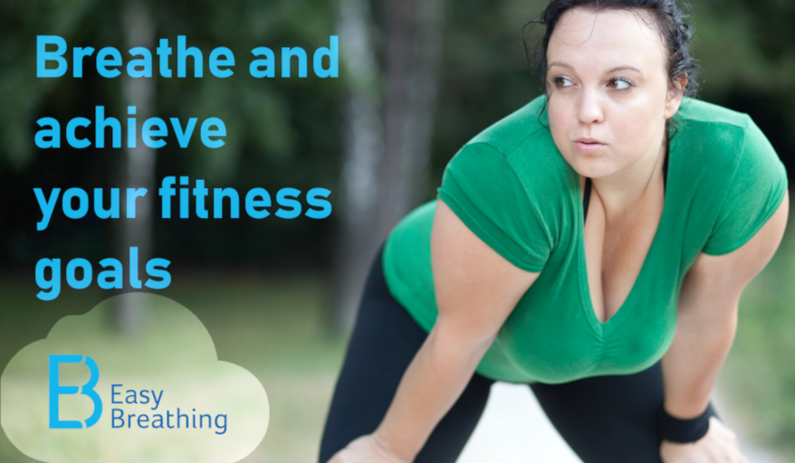 How breathing can help you achieve your fitness goals.